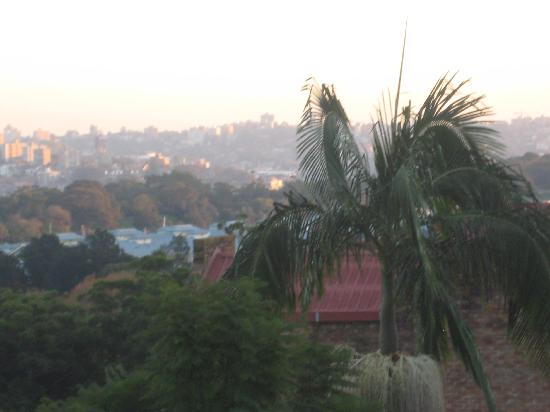 Asylum Sydney: View to downtown