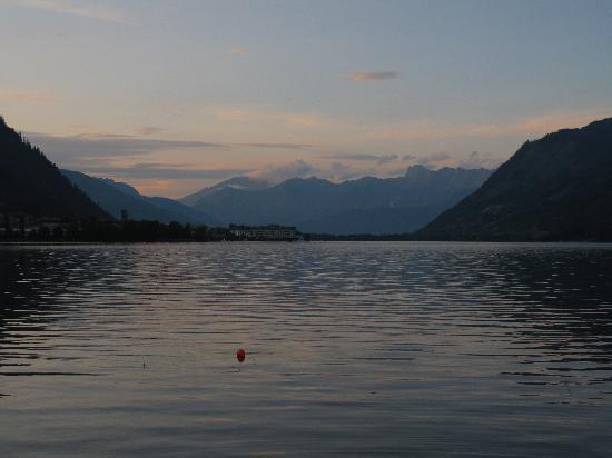Hotel Alpenblick : lake from near the hotel