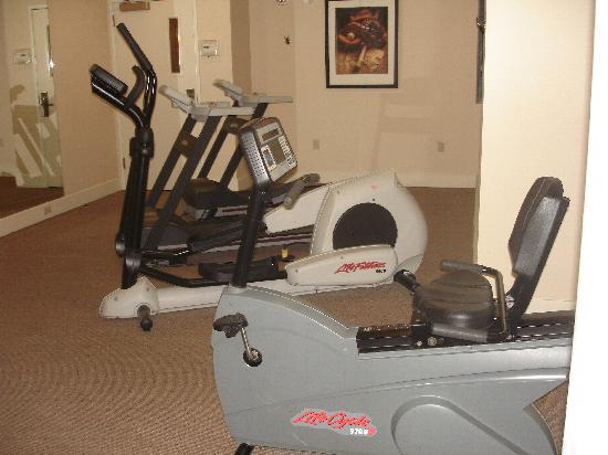 Staybridge Suites South: Fitness room