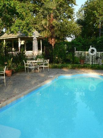 The House on Bayou Road: Pool Area