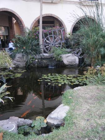 Hotel Playa Mazatlan: Parte de la entrada