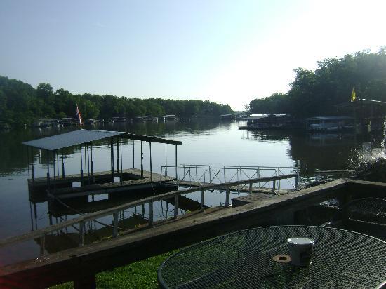 Rock Harbor Resort: The view