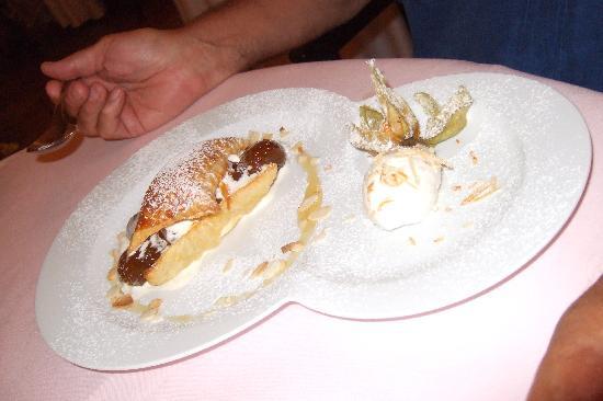 Vincent: Fabulous pudding!