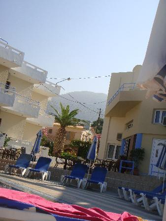 Stalis, Hellas: Main pool area