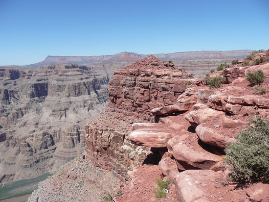 Grand Canyon nationalpark, AZ: Guano Point