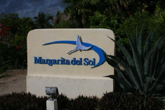 Margarita del Sol: Sign
