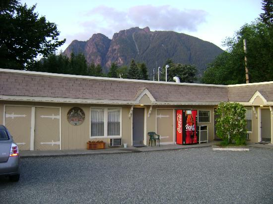 North Bend Motel : Exterior