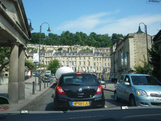 High Beeches: Streets of Bath
