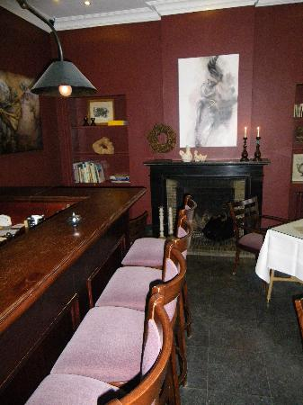 Hotel Montanus: le bar