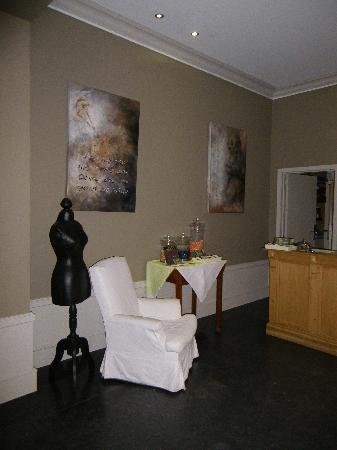 Hotel Montanus: la réception