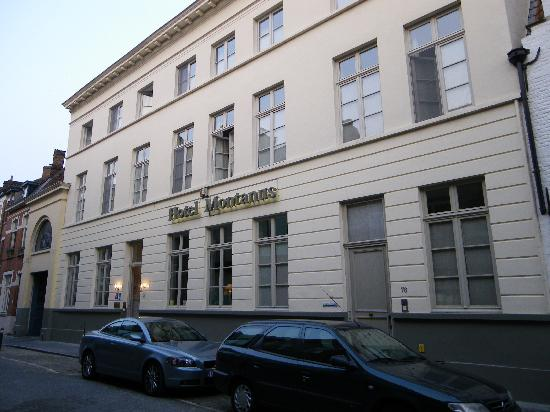 Hotel Montanus: vue de l'hôtel