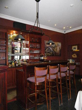 Hotel Montanus : le bar