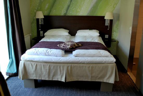 Comfort Hotel Trondheim: Hotel Room