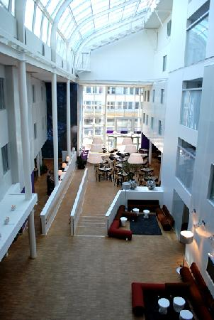Comfort Hotel Trondheim: View of the dining area