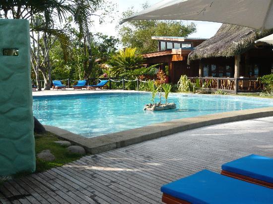 Uprising Beach Resort: Pool Area