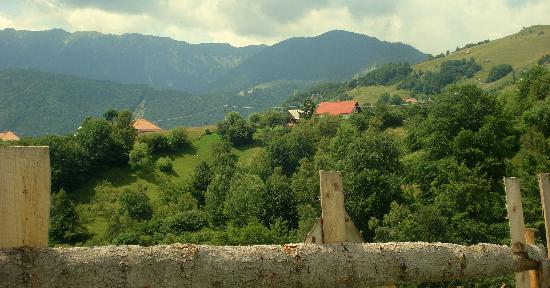 Transsylvanië, Roemenië: Carpathian Mountains