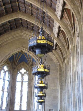 University of Washington: Inside Gothic Library