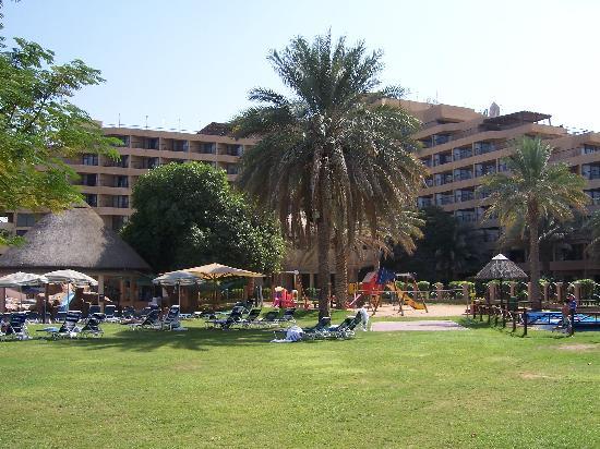 Danat Al Ain Resort: Garden View