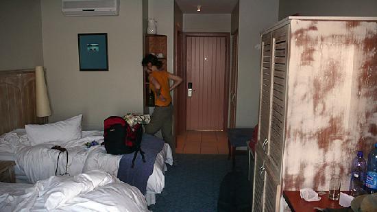 Protea Hotel Walvis Bay Pelican Bay : La chambre