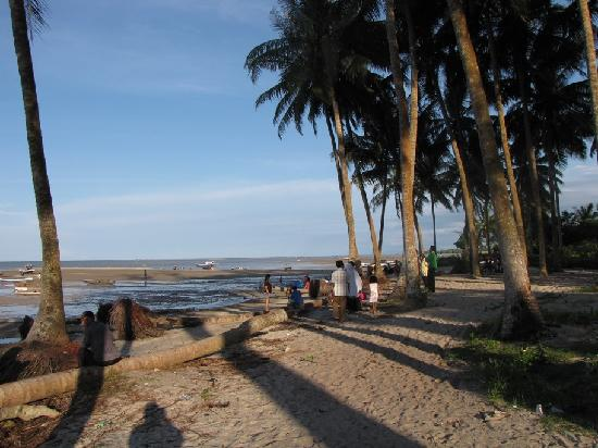 Pangkal Pinang, Indonesia: Sampur Beach Near pangkalpinang