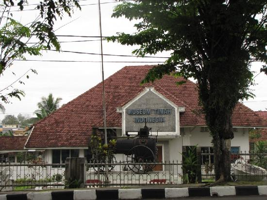Pangkal Pinang, Endonezya: Tin Museum in Pangkalpinang