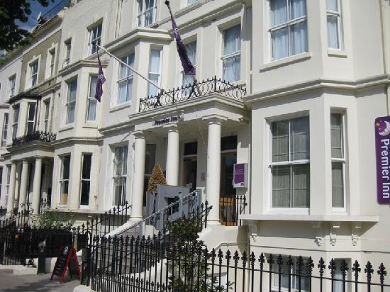 Premier Inn London Kensington Olympia Hotel