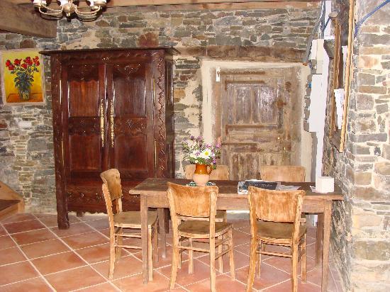 L' Biao Cotentin : Le hall d'entrée