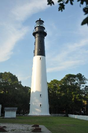 Hunting Island State Park: HISP Lighthouse