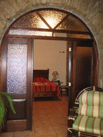 Casa Dona Mercedes: My super comfortable single room