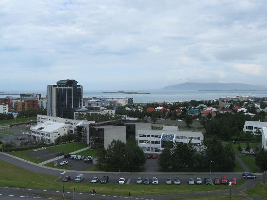 Panoramic view from 9th floor Executive room