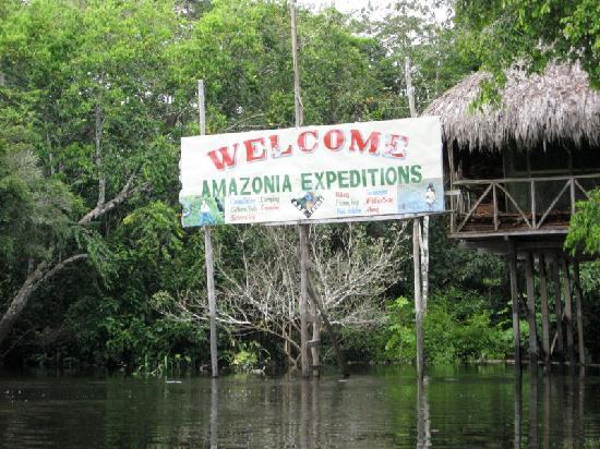 Amazonia Expeditions' Tahuayo Lodge: The Lodge
