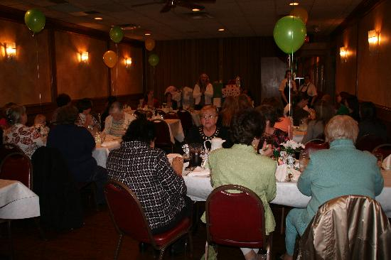 Warren, MI: a wedding shower that we held at Julianos Restaurant
