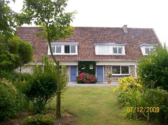 Sangatte, Frankrike: La maison