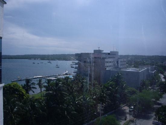 Sol Caribe Sea Flower Hotel: vista del ascensor panorámico