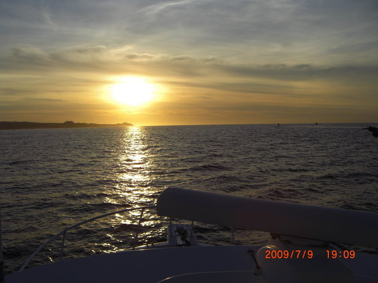 Cabo San Lucas, Messico: Sunset