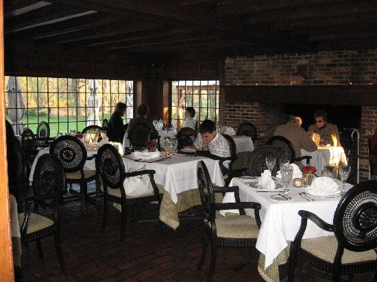 Bridgetown Mill House Restaurant & Inn: Indoor Dining