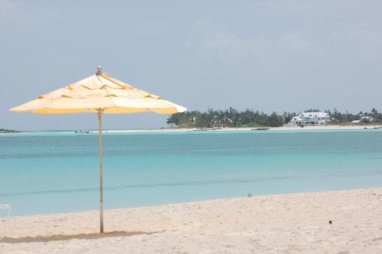 Treasure Cay Beach, Marina & Golf Resort : The beach at Treasure Cay