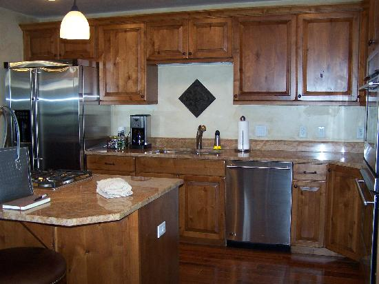 Highmark Steamboat Springs: Awesome kitchen