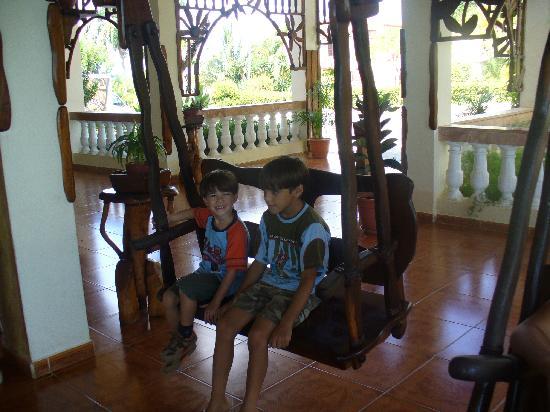 Villa Islazur Mirador de Mayabe : Lindo pra pasar en familia...