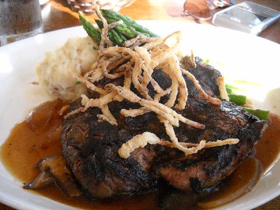Hula Grill Waikiki: Ribeye Steak
