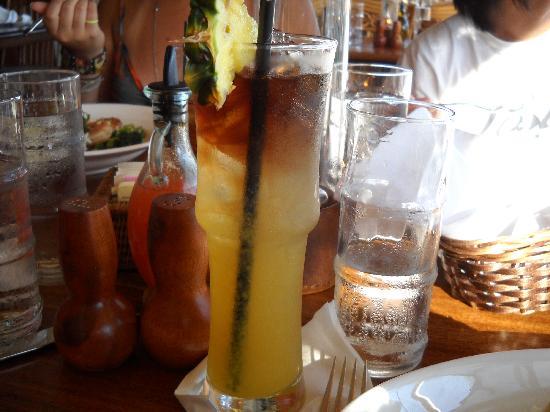 Hula Grill Waikiki: Tropical Itch