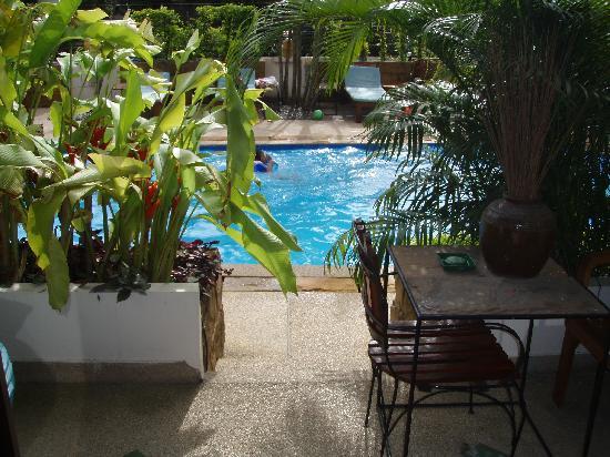 Kelly's Hotel : Kellys pool