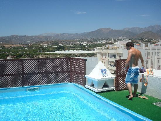 Hotel Jimesol: rooftop pool