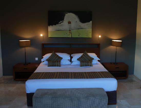 Ungasan Bay Villas: Luxurious king size beds