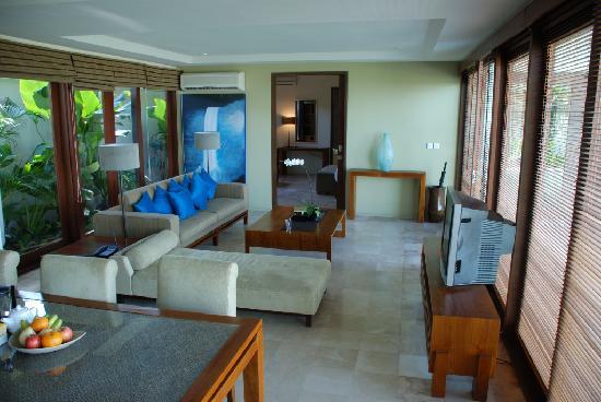 Ungasan Bay Villas: Our villa