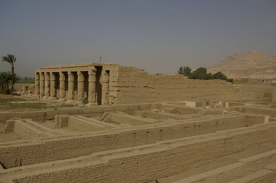 Temple of Seti I: View from the Ramparts