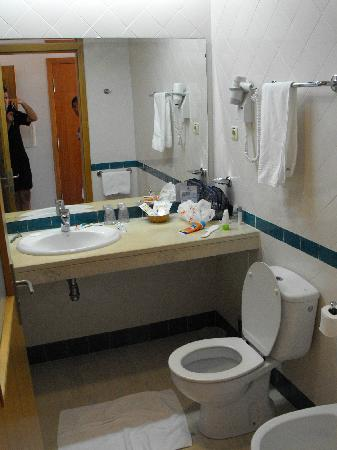 Hotel Varandas do Atlantico: Bathroom