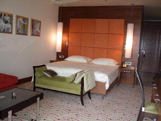 Hotel Monte Mulini: Bedroom