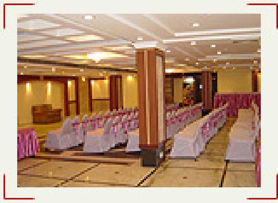 Hotel Raj Continental: Hotel Banquet