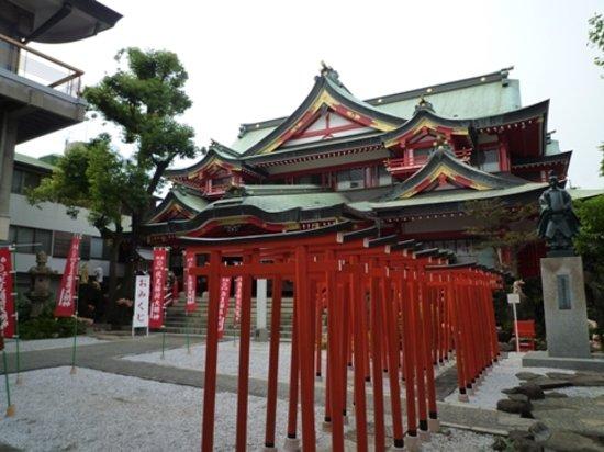 Keihin Fushimi Inari Shrine Kawasaki